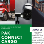 cargo service providers to pakistan from UK